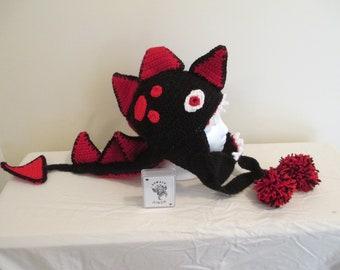 Child 4-8 Dragon Hat