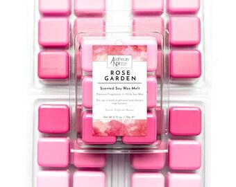 Rose Garden Luxury Wax Melts