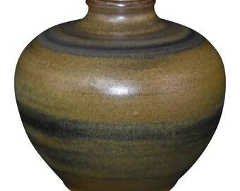 Wallakra Scandinavian Pottery Mid Century Modern Vase