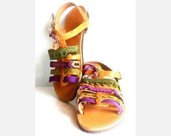 Slip on shoes women, valentines day gift for her, gladiator sandals women, teen girl gifts, boho sandals, handmade shoes leather,sales items