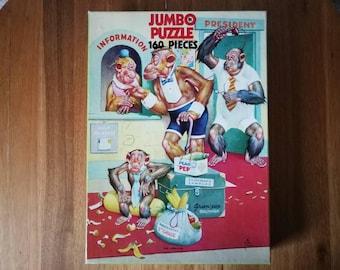 Jumbo Puzzle 160 Pieces