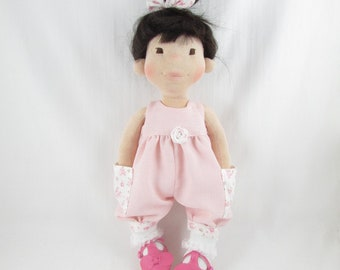 Waldorf Inspired doll - Luna