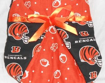Small Cincinnati Bengals ladybug backpack