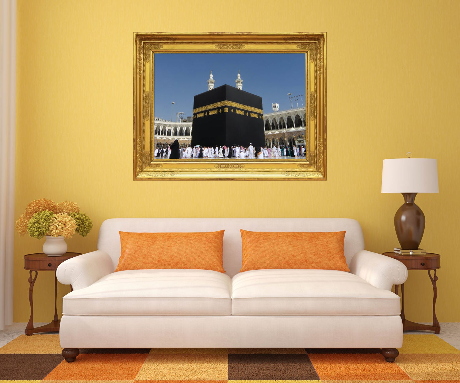 Islamic Wall Decal Kaaba Wall Murals Mecca Wall Mural