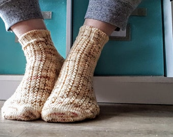 Digital File - Narrow Creek Socks