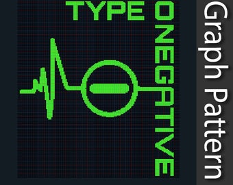 Type O Negative - Heartbeat - Graph Pattern