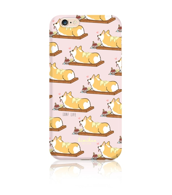 I Phone 6 Case, I Phone 7 Case, I Phone 6s Case, I Phone 6 Plus Case, Corgi, Welsh Corgi, Gifts For Dog Lovers, I Phone 5 Case, I Phone Se Case by Etsy