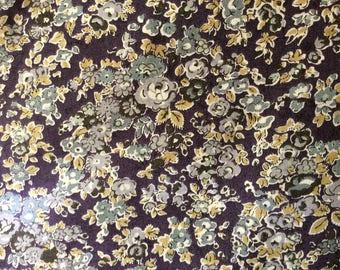 Tana lawn fabric from Liberty of London, Tatum.