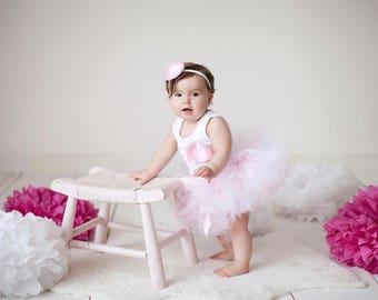 Pink Ballerina Tutu | Baby Girl Tutus