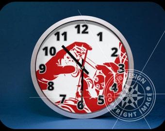 Gamer Time Clock Design for Sublimation or Vinyl