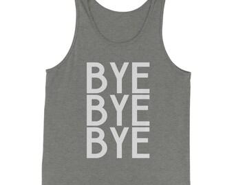Bye Bye Bye Jersey Tank Top for Men