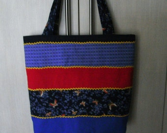 Shopping Bag - Pattern by Sew4Fun Australia