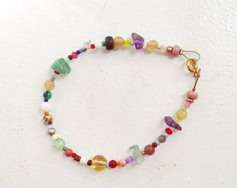 358bracelet Colorful with Aventurine | Bracelet colorful with Aventurine