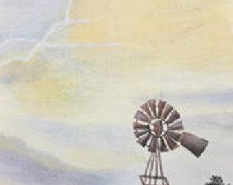 Midwest Windmill card set