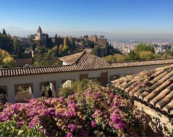 8x10 Alhambra