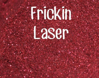 Frickin Laser 3g Cosmetic Glitter Jar with Sifter