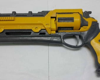 3D printed jewel of osiris hand cannon parts from destiny free shipping