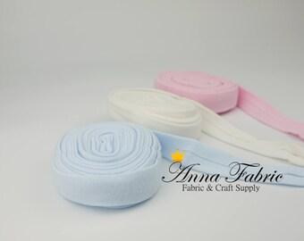 10yard Ironed Baby clothing Bias Tape Binding, Organic Cotton, *H01235*