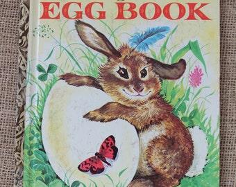 The Golden Egg Book Little Golden Book Margaret Wise Brown 1962 LGB #48