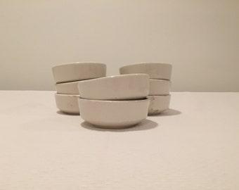 8 Vintage Bowls