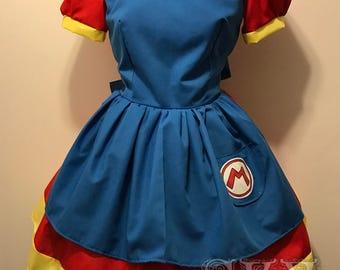 Super Mario Dress