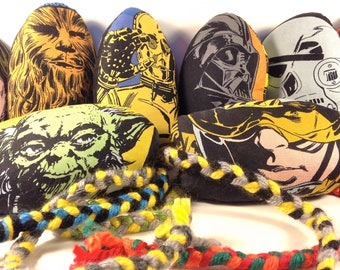 Star Wars Original Trilogy Character Patterns Catnip Rat with Tail