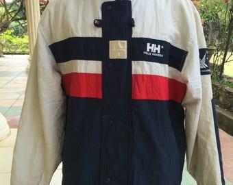 Vtg Helly Hansen Sailing Jacket