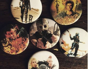 Mad Max Button Set