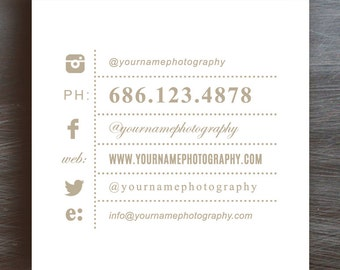 Square Business Cards Free PSD EPS Illustrator Format Square - Square business card template