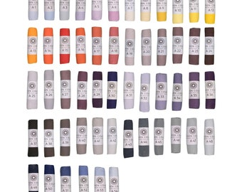 Unison Artist Quality Soft Pastels - Additional 1 - 54