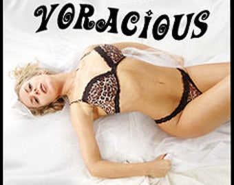 Voracious - Pheromone Enhanced Fragrance SPRAY for Men - Love Potion Magickal Perfumerie