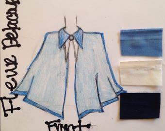 Adult Beauxbatons Fleur Delacour costume cloak