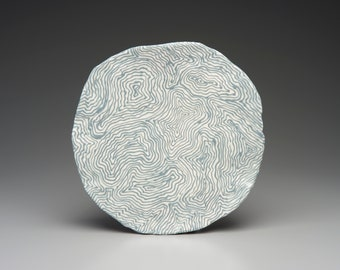 Topography Plate