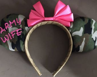 Army Wife Ears