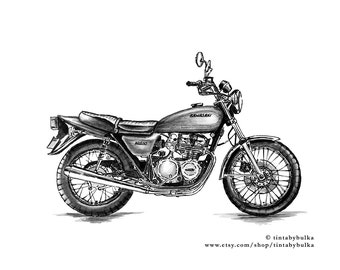 Japanese Motorcycle Motorcycle Engine Motorcycle Patent Motorcyclist Gift Mancave mens gifts motorcycle gift for him motorcycle posters
