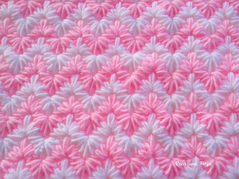 Crochet pattern baby blanketcrochet zig zag puff stitch zoom baditri Image collections