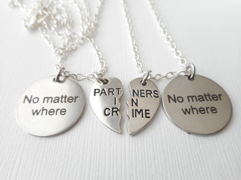 Molto 2 non importa dove partner in Crime migliori amiche collane OC86