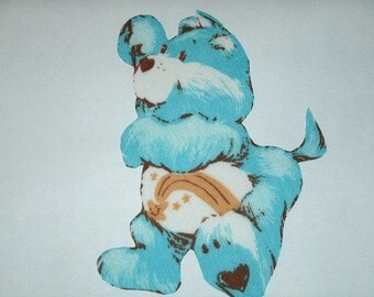 Care bear iron on appliques