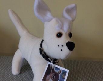 Soft toy West Highland Terrier