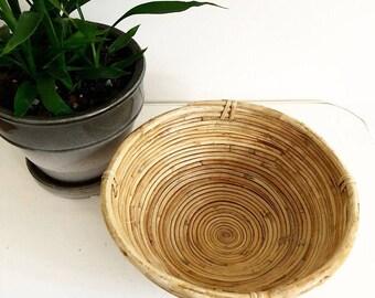 Cane Bowl - Bamboo