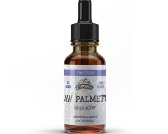 Saw Palmetto Tincture (Serenoa Repens) Dried Berry