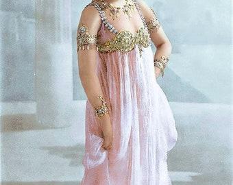 Photo of  Mata Hari , WWI  Spy