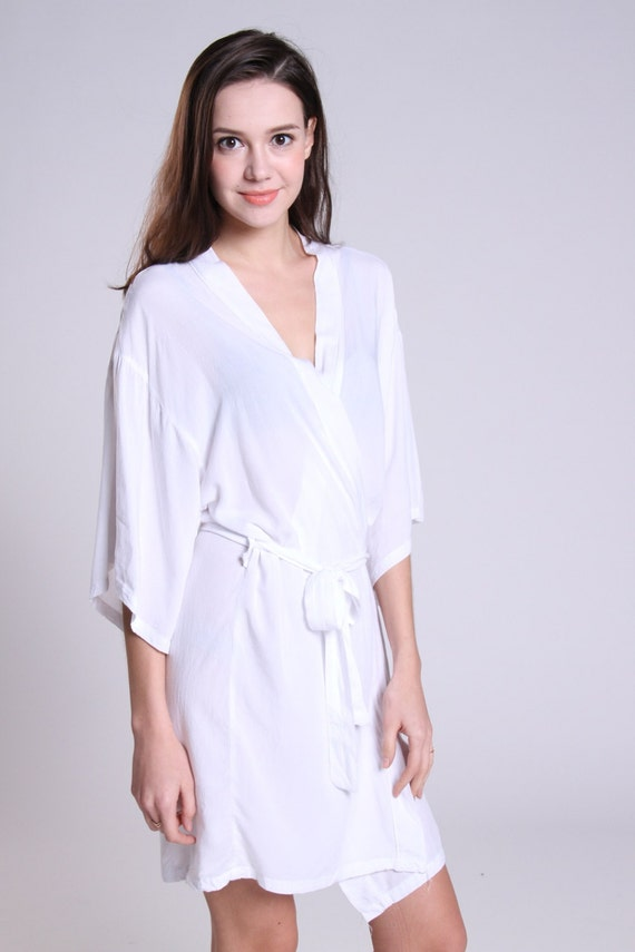 bride robes bathroom robe his and hers bathrobes Not silk