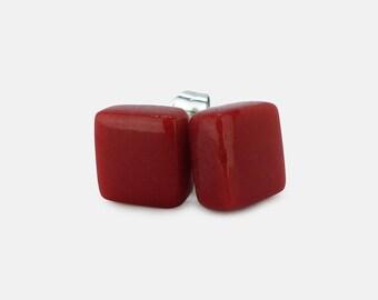 Fusion Cherry Earrings