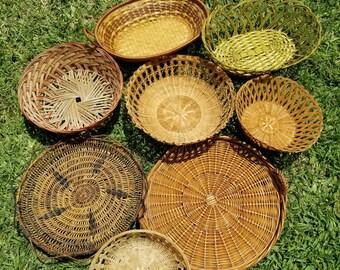 Basket Set (set of 8)