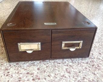 General Fireproofing Vintage File Cabinets