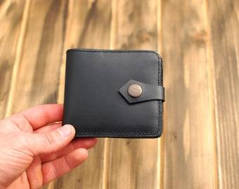 Engraved leather wallet, Men wallet leather,Mens wallet, Mens leather wallet, Mens wallet personalized,Coin pocket wallet,boyfriend gift