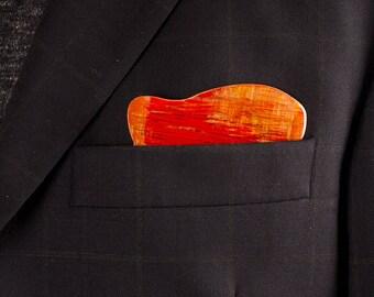 Pocket Art mouchoir for men