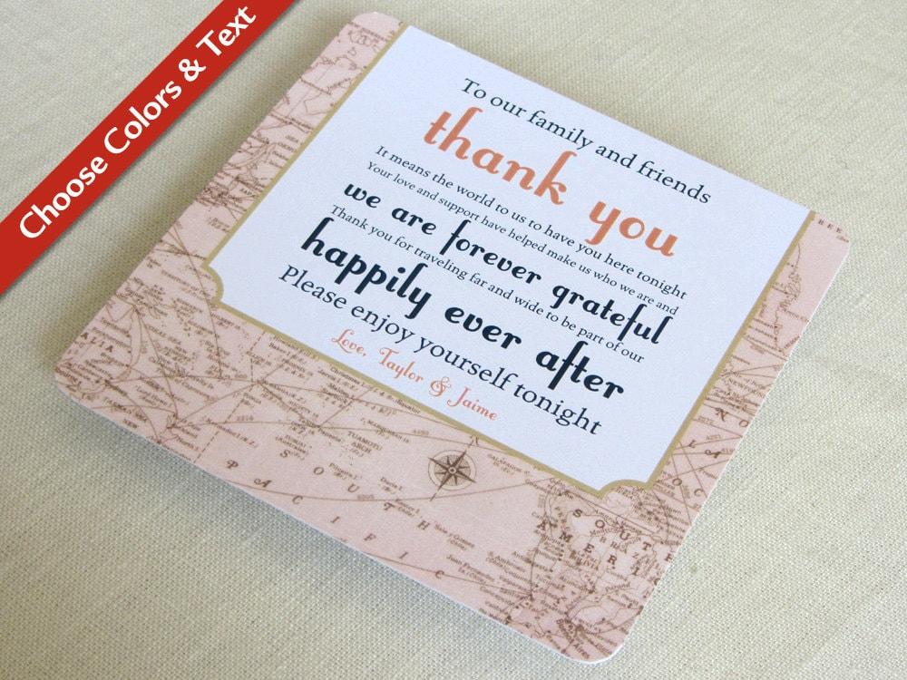 thank you card wording wedding no gift%0A wedding reception card sayings sayings for wedding thank you cards wedding  card thank you note wording