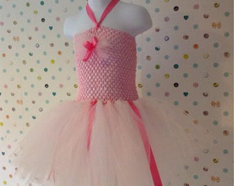 Pretty pink Toddler Tutu